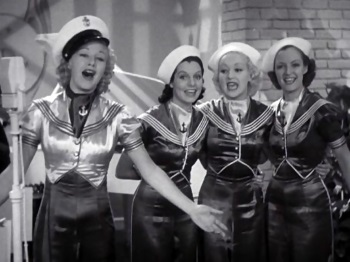 Ginger Rogers in Follow the Fleet