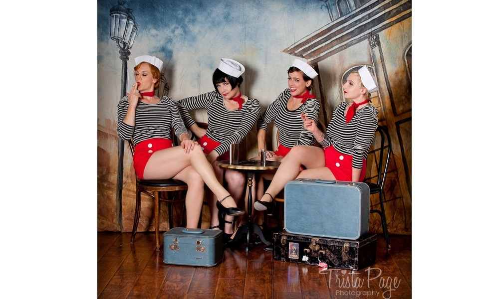 The Charleens by Trista Page photography
